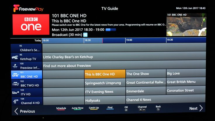 Freeview Play: everything you need to know about the UKs catch-up catch-all