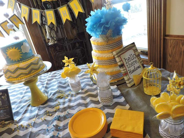 you are my sunshine baby shower party ideas party planning