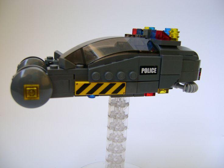 13 best Blade runner images on Pinterest   Lego spaceship, Lego ...