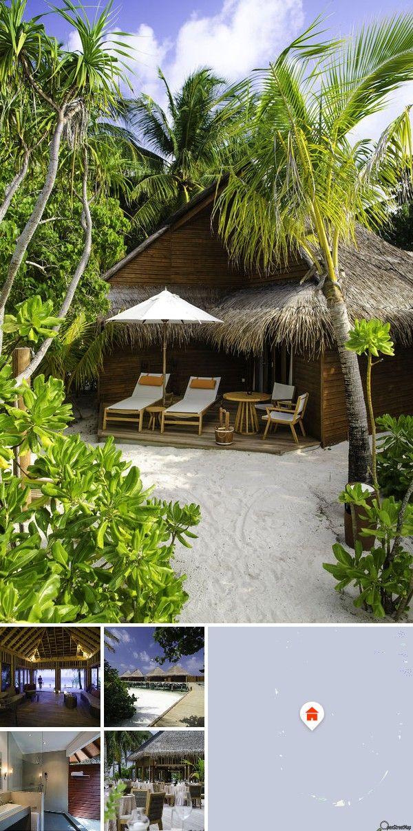 Ce complexe est situé sur une île offrant les conditions idéales pour marcher pieds nus. Ses clients auront un peu l'impression de vivre comme obinson Crusoé. Mihiri, là où est situé l'hôtel, est une toute petite île de seulement 350 m de long pour 50 m de large. Une barrière de corail spectaculaire entoure l'île.