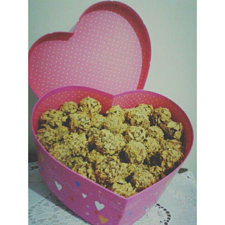 Mısır gerekli kurabiyelerim ♥