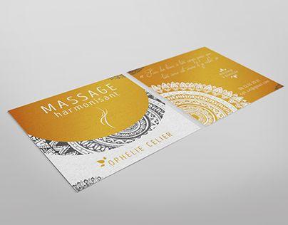 """Check out new work on my @Behance portfolio: """"Carte de visite"""" http://be.net/gallery/34930725/Carte-de-visite"""