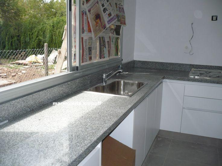 M s de 1000 ideas sobre granito gris en pinterest for Material granito para cocina