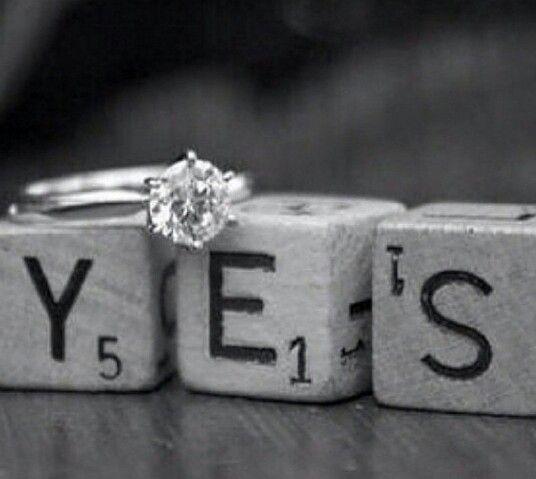 Oui je le veux!!