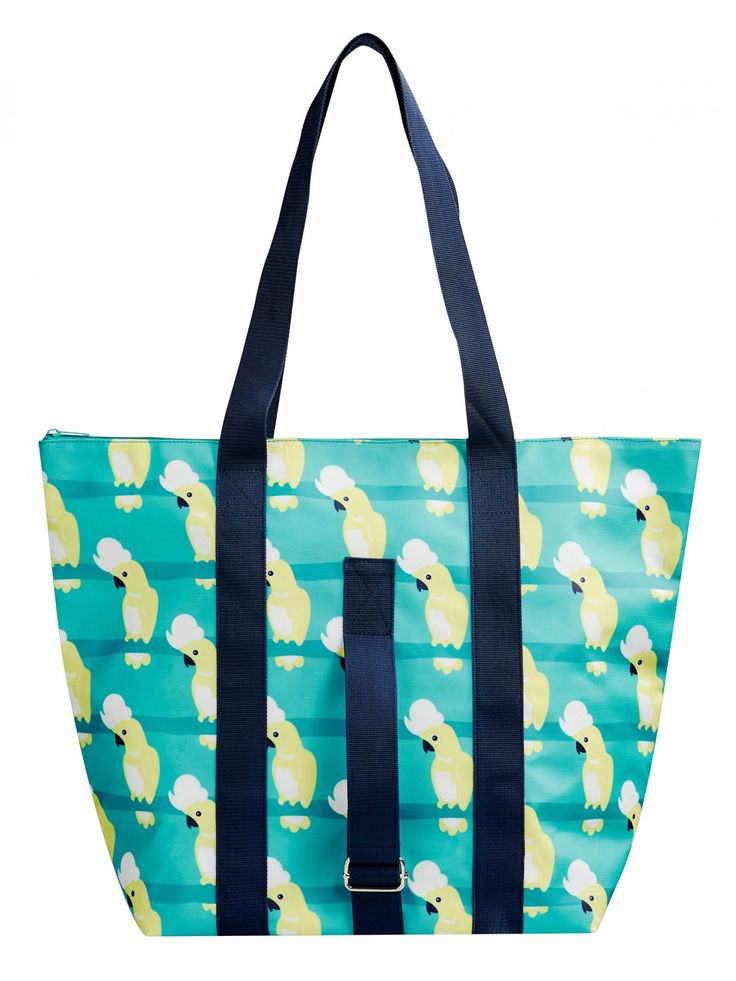Galah Beach Cooler Tote Bag