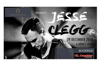 Jesse Clegg – Live