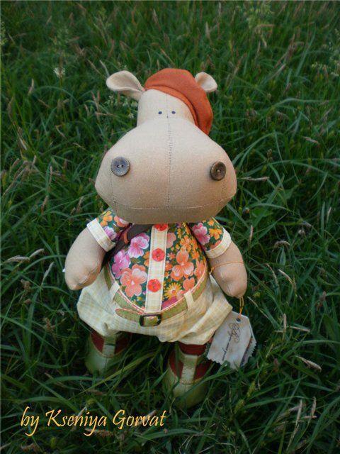pattern: Hippo Patterns, Fabrics Dolls, Diy Crafts, Cloth, Crafts Challenges, Crafts Dolls, Fabrics Crafts, Dolls Patterns, Kids Toys