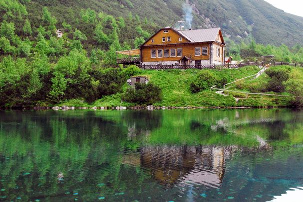 Zelene pleso, Slovakia, High Tatras