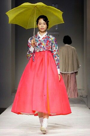 Hanbok ... I wonder if I could pull this look off on a random summer day?!