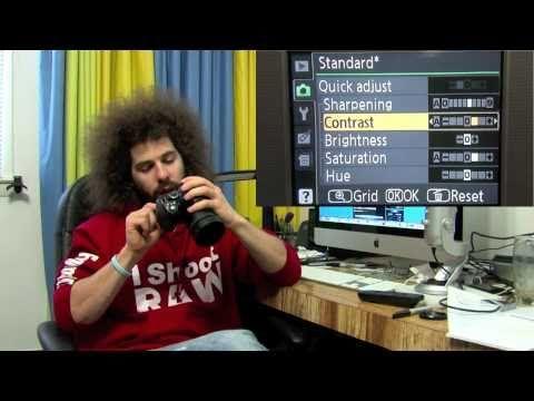 Nikon D3100 - Understanding the Menu and Settings