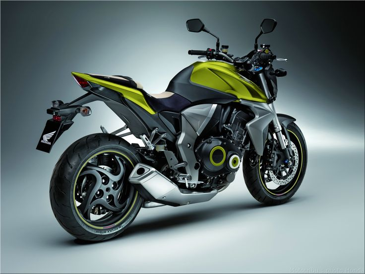 HONDA CB1000R C-ABS green
