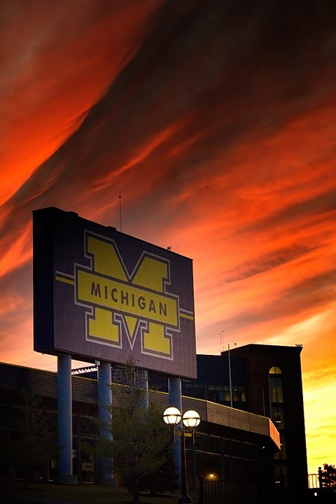 love the university of Michigan!