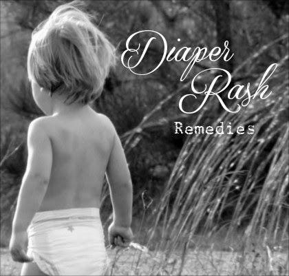 Diaper Rash Remedies