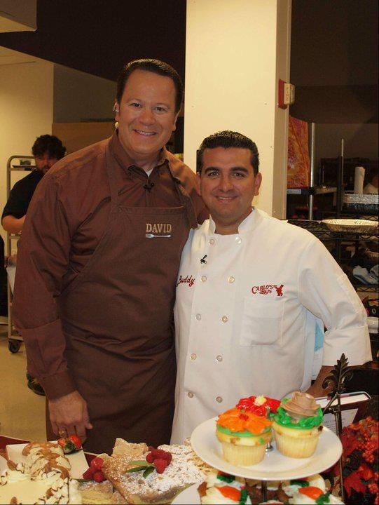 The #CakeBoss himself, Buddy Valastro!