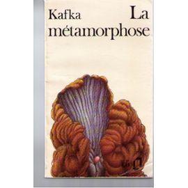 la métamorphose de Kafka. j'ai pas compris pourquoi cependant cet insecte est plutôt sympathique et j'ai eu horreur de son état. j'avais envie d'aider ce gros insecte que sa famille détestait et pour qui il s'est sacrifié, envie de l'aider à rester humain malgré tout, j'avais envie de le soigner. Kafka, si tu m'entend, j'ai rien compris mais c'était sympa.