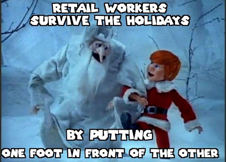 # retail humor
