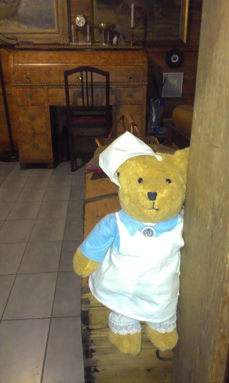 medvídek-zdravuška z Frýdlantu