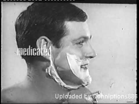 Gillette Foamy shaving cream - Australian TV commercial - YouTube