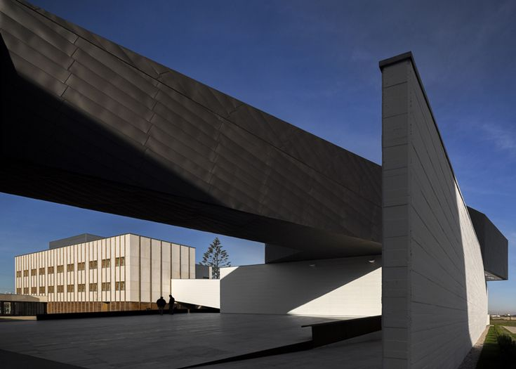 Ílhavo Maritime Museum Extension by ARX Portugal #arquitectura #architecture