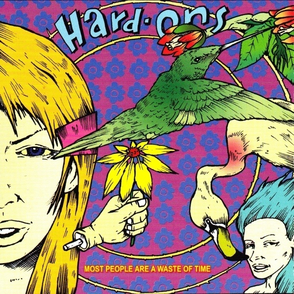 Hard-Ons - Most People Are A Waste Of Time