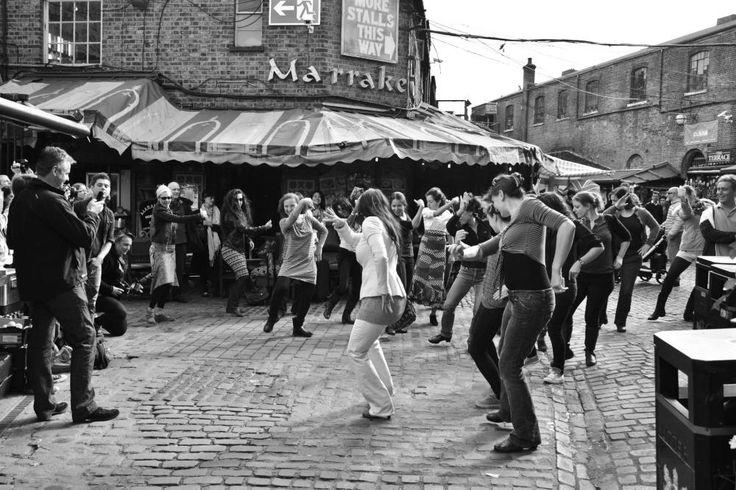 Dance at Camden Town - London