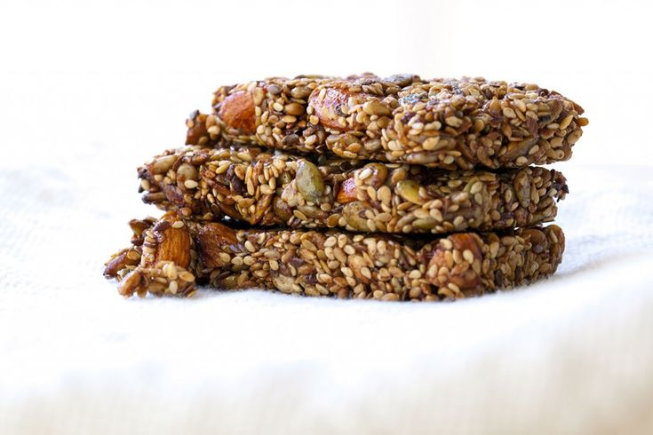 Needing to control her own blood sugar levels, Keep it Real Food Co. Founder Katie Coleman set out to create her own no-grain granola. When you head out the door, instead of a high-carb snack try a low-glycemic one like the Seed & Nut Bar ($35.88 for 12), based on the same recipe as the no-grain granola. keepitrealfoodcompany.com