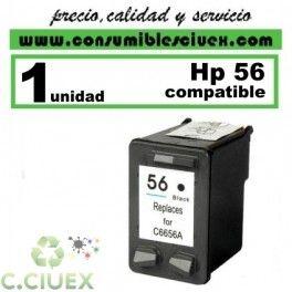 CARTUCHO TINTA HP 56A REAMANUFACTURADO / COMPATIBLE http://www.consumiblesciuex.com/hp-56-compatible/1665-cartucho-tinta-hp-56a-reamanufacturado-compatible.html