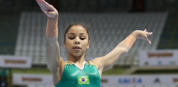 Flavia Saraiva consegue 2 ouros em Copa do Mundo de ginástica em Portugal - 26/06/2016 - UOL Olimpíadas