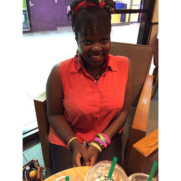 Quenching my Starbucks thirst !