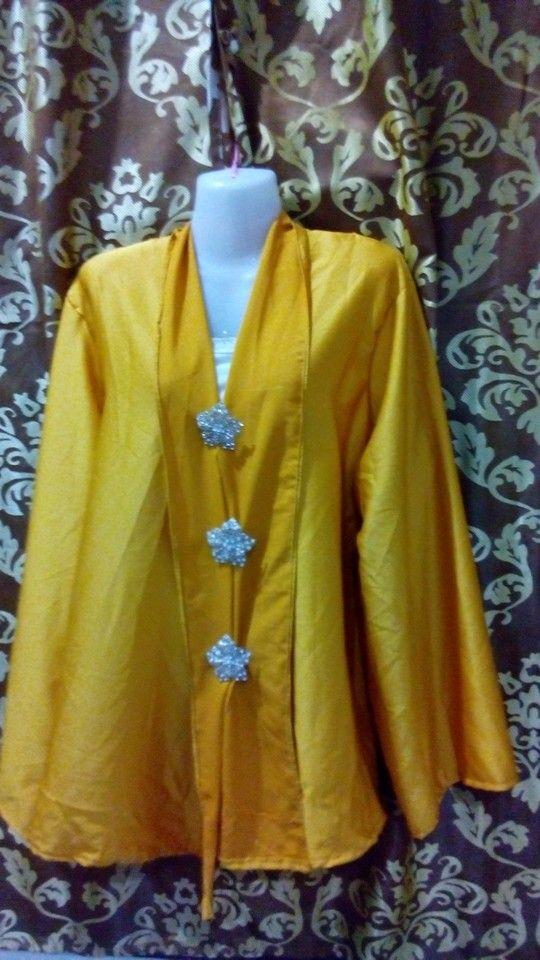 Tempahan dari customer. kimono kebaya. to order yours,kindly pm fb captivated illusion or mail kamisukafashion@gmail.com for ny info.