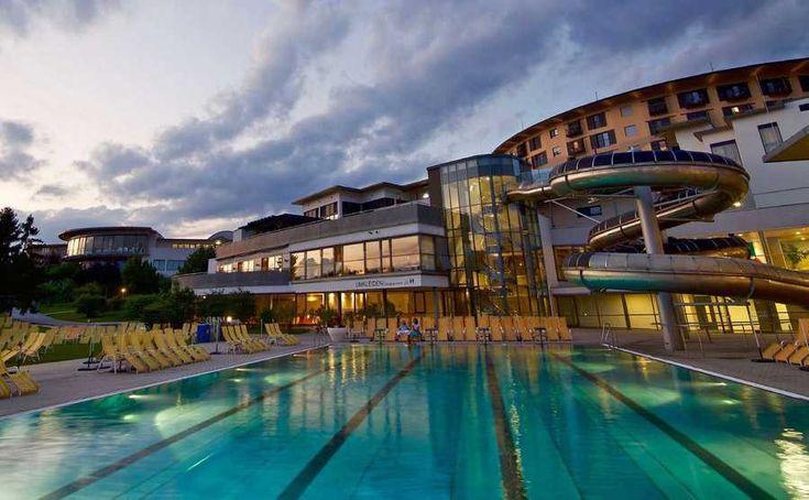 Ausztria legjobb gyógyfürdői, termálfürdői közül már többet is bemutattunk korábban olvasóinknak. Ezúttal egy a határtól alig néhány kilométerre található fürdőkomplexumot veszünk célba, amelyet tavaly Ausztria második legjobb fürdőjének választottak. Az úti cél Stegersbach és az Allegria Therme!