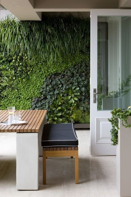 Benefits And Advantages of Vertical Gardens 1