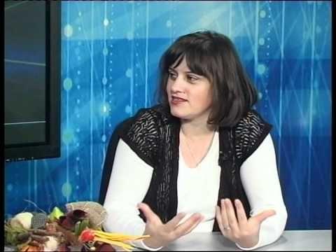 Viata in Armonie cu NICULINA GHEORGHITA.PSIHO-TERAPEUT LA 1 TV NEAMT 31/10/2011 partea 1 - YouTube