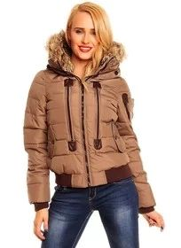 Dámská kvalitní zimní bunda