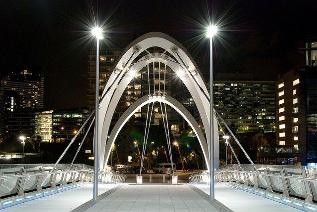 Seafarers Bridge, Melbourne (Australia)