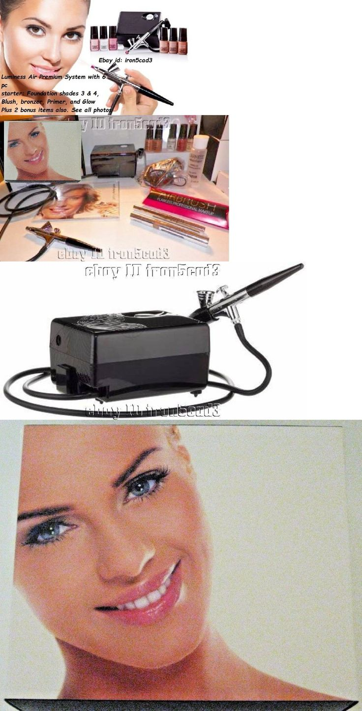 Makeup Sets and Kits: **Luminess Air** New Premium Airbrush Makeup System + 6 Pc Starter + Bonus Items BUY IT NOW ONLY: $149.99