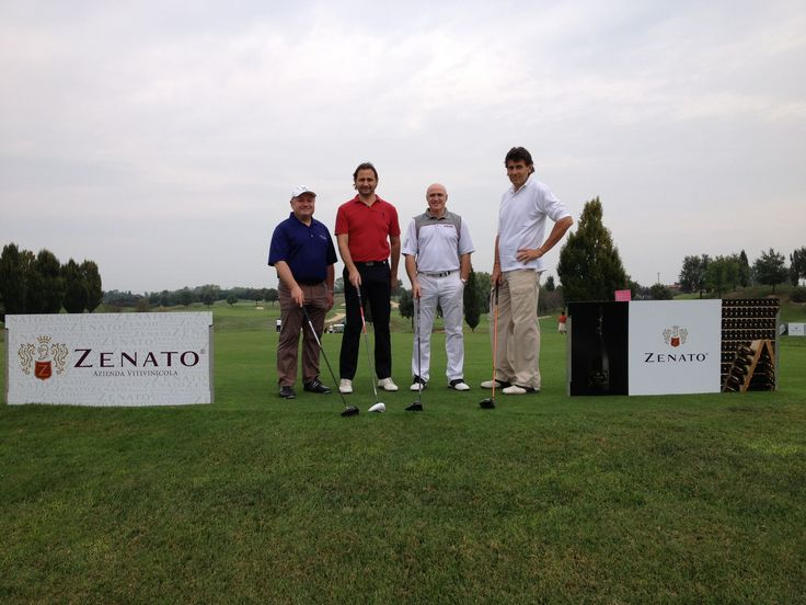 Our directors were kindly treated to a golf day with Zenato Winery. The weather wasn't quite up to scratch but the game went well and a good weekend of generous hospitality was enjoyed by all!