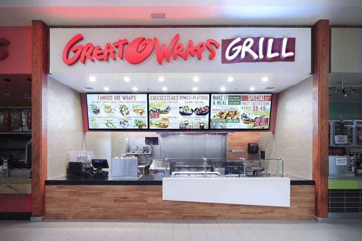 Haywood Mall Food Court List