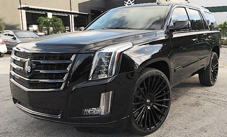 Giants' Ex Player Kung Fu Panda Goes Custom with His 2015 Cadillac Escalade  http://www.autoevolution.com/news/giants-ex-player-kung-fu-panda-goes-custom-with-his-2015-cadillac-escalade-90659.html