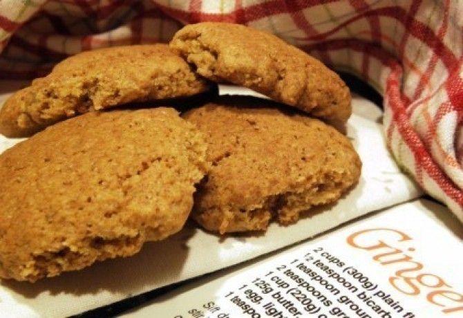 Gyömbéres keksz - Gingernuts