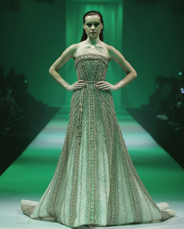 Couture Evening Gowns And Dresses: 363 Best Haute Couture Evening Wear Dresses Images On