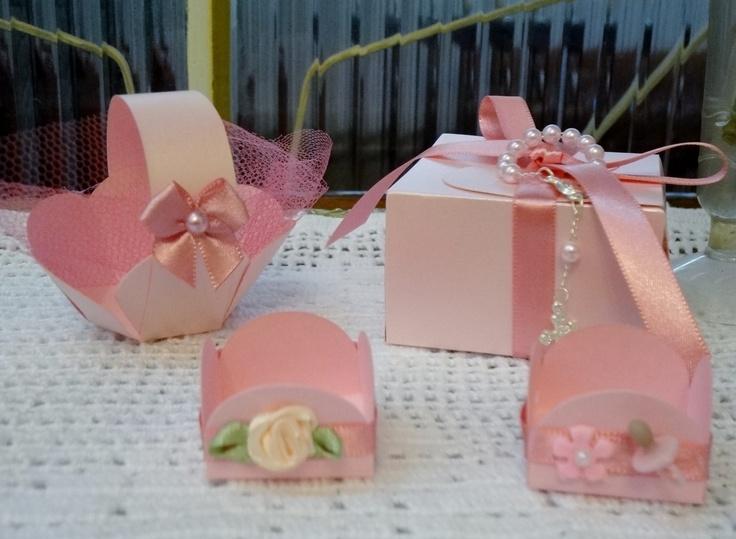 NQ Forminha - Confecção artesanal e personalizada                                               (  Linha Baby Menina )                                  Chá de Bebê / Batizado / Aniversário