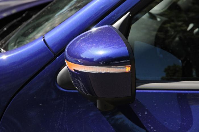 New Nissan Juke 2014 mirror