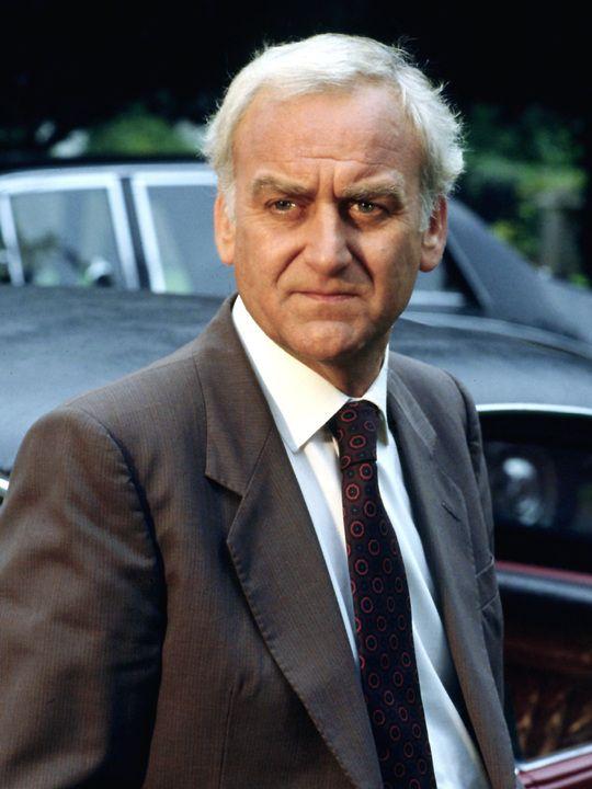 "Men:  John Thaw, ""Inspector Morse"" (TV Series)."