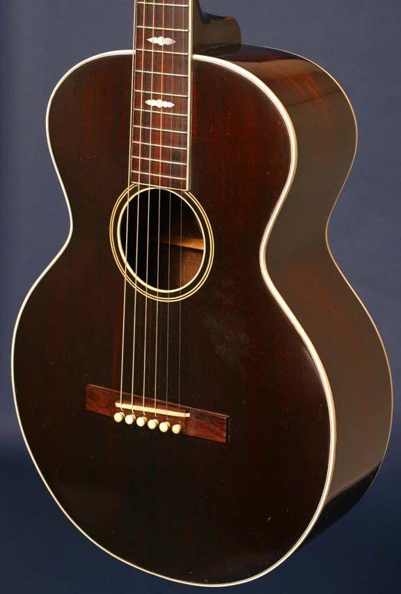 Vintage Gibson Nick Lucas Guitar