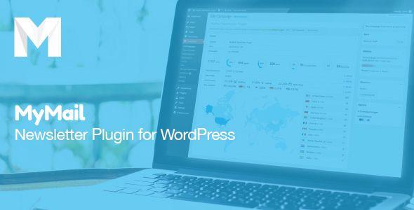 MyMail v2.1.29 - Email Newsletter Plugin for WordPress