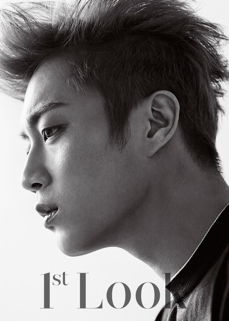 Doo Joon - 1st Look Magazine Vol.67