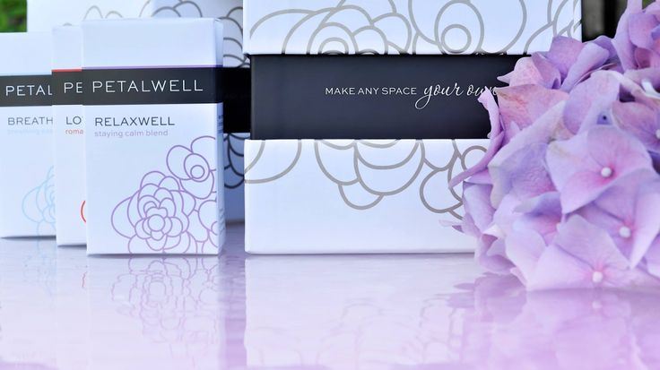 Make any space your own! #petalwell #relaxwell #aromatherapy www.petalwell.com