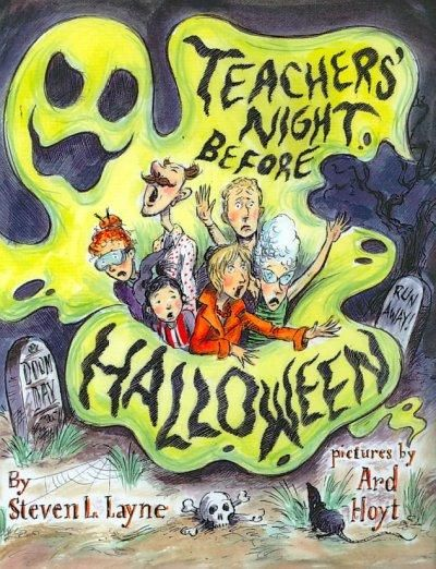 It's the day before Halloween, and goblins, princesses, and Jedi have taken over the school. Every classroom is out of control as fifth-grade monsters pretend to eat a group of younger students and pr