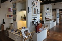 The Waterfront Gallery, Milford Haven.  A great place to view local and Welsh artists